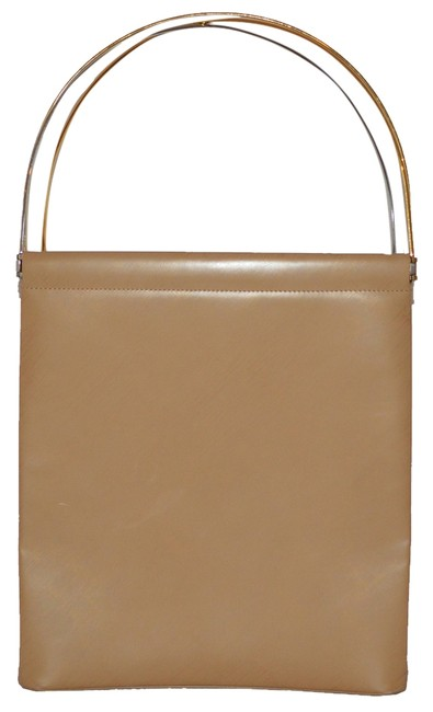 Item - Trinity Special Edition Paris Taupe Leather Shoulder Bag