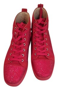 Christian Louboutin Red Athletic