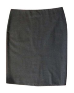 Theory Skirt Charcoal Grey