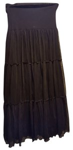 Byerwear Too! Maxi Skirt Black