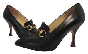 Via Spiga High Heels Black Pumps