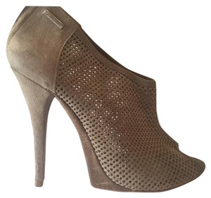 Gianfranco Ferre Taupe Boots