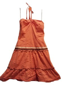 Faith Love Passion short dress Orange on Tradesy