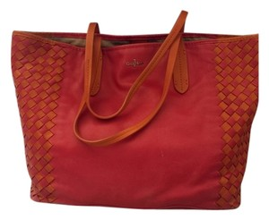 Cole Haan Tote in Pink & Orange