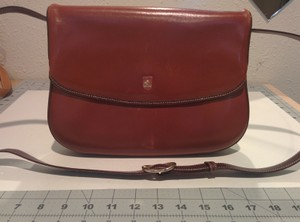 Mark Cross Leather Trio Cross Body Bag