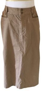 Columbia Skirt Brown