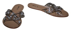 J.Crew Clear Sandals
