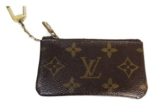 Louis Vuitton Louis Vuitton Monogram Key Cles