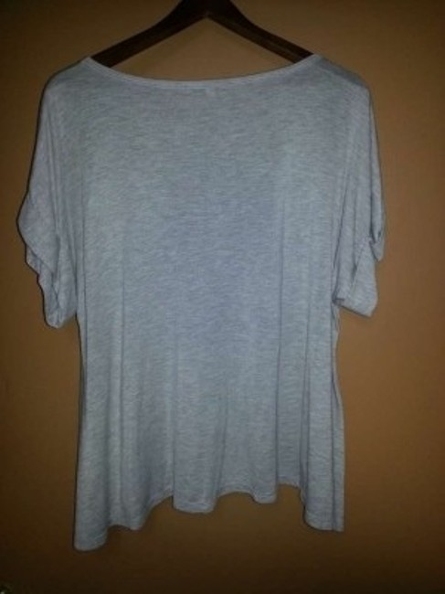 Haute Hippie Top Gray