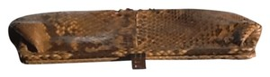 Lambertson Truex Brown Clutch