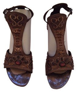 Other Brown/Bronze Sandals