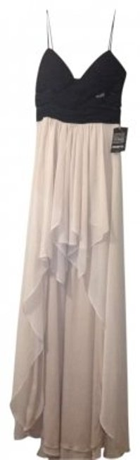 Preload https://item4.tradesy.com/images/arden-b-black-peachnude-chiffon-new-tags-formal-cocktail-small-high-low-night-out-dress-size-4-s-130998-0-0.jpg?width=400&height=650