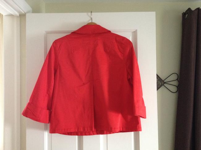 Live A Little Red Jacket
