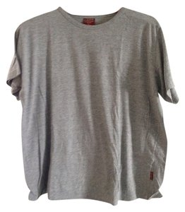 H&M T Shirt Heather Grey