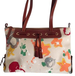 Dooney & Bourke Tote in Multi Color
