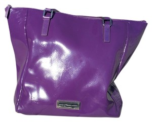Marc by Marc Jacobs Backpack Tote in Purple
