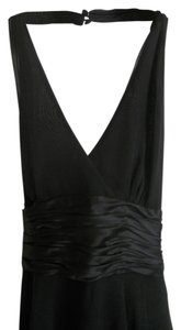 Maggy London Little Halter Sexy Classic 100% Silk Dress