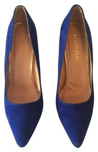 Liliana Royal blue Pumps