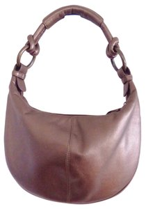 Ann Taylor LOFT Satchel in Copper