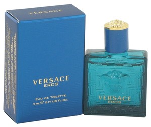 Versace VERSACE EROS by VERSACE ~ Men's Mini EDT .16 oz