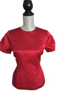 Ralph Lauren Black Label Top Red