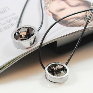 Silver Bogo Free 2pc Matching Titanium Free Shipping Necklace