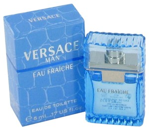 Versace VERSACE MAN by VERSACE ~ Men's Mini Eau Fraiche .17 oz