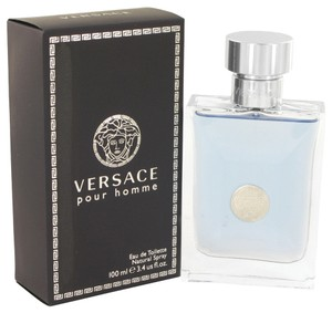 Versace VERSACE POUR HOMME by VERSACE ~ Men's Eau de Toilette Spray 3.4 oz