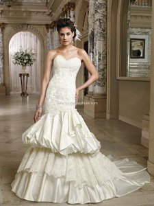 Mon Cheri Brand New David Tutera 212249 Wedding Dress