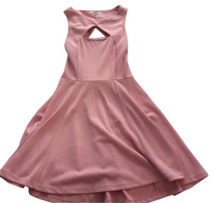 BB Dakota short dress Pink on Tradesy