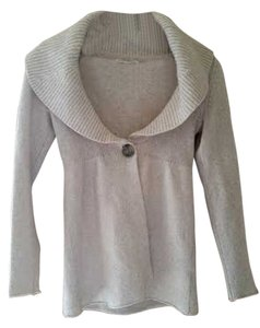 Banana Republic Wool Cardigan Top Tan