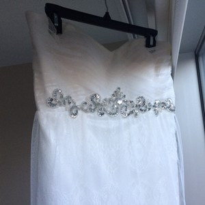 Adrianna Papell Adrianna Papell Wedding Dress
