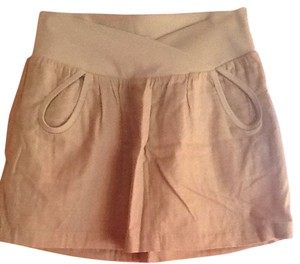 BCBGeneration Skirt Beige