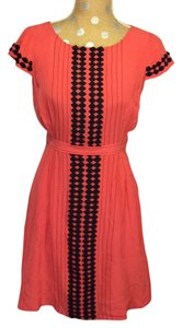 Plenty by Tracy Reese short dress Coral Silk on Tradesy