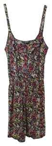 Express short dress Floral Print Summer on Tradesy