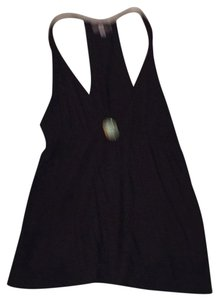 Julie's Closet Black Halter Top