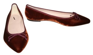J.Crew Deep Redwood Flats