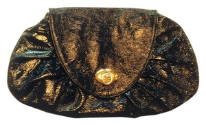 Goldenbleu Black Clutch