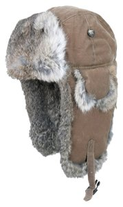 Mad Bomber Mad Bomber Trapper Hat w Fur