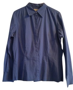 Preload https://item1.tradesy.com/images/liz-claiborne-blue-with-black-lines-in-a-plaid-pattern-blouse-size-10-m-1310590-0-0.jpg?width=400&height=650