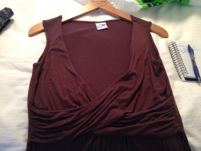 CoverMe short dress Brown on Tradesy