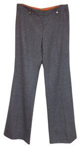 Tory Burch Wool Gray Pants Trouser Pants Gray