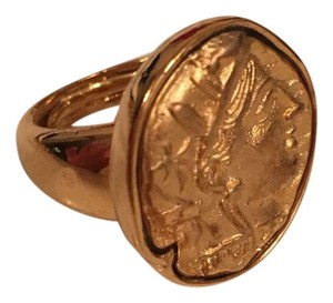 Kenneth Jay Lane Greek Ring
