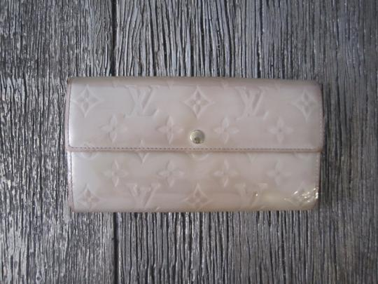 Louis Vuitton Louis Vuitton Vernis Sarah Patent Leather Wallet Monogram