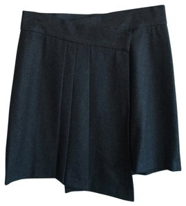 Liberty Boot Co. Mini Skirt Grey