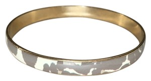 J.Crew J.Crew Animal Print Enamel Bangle Bracelet