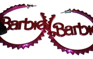 Barbie Barbie Hoop Earrings