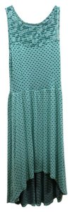 Maurices short dress mint green on Tradesy