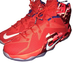 Nike Red,blue Athletic