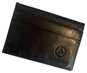 Mercedes Benz Leather Card/ID Wallet